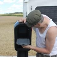 It's a mailbox