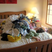 July 5, 2009: Laundry Mountain