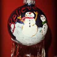 Ornament by Linzy