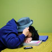Free College Pathology Student Sleeping Creative Commons