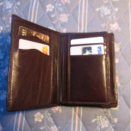 My new wallet