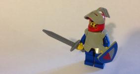 Lord Bruce Dragonsbane, my LEGO Castle Sigfig